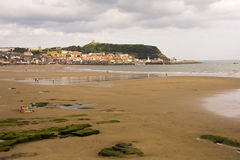 Scarborough, Yorkshire, England Stockfoto