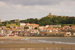 Scarborough , Yorkshire , England Royalty Free Stock Photo