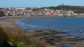 Scarborough - Yorkshire - England Stock Photography