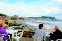 Scarborough, Yorkshire. Stock Images