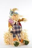 Scarecrow. Stock Image