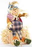 Scarecrow. Royalty Free Stock Photos