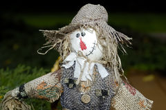 Scarecrow royalty free stock photography
