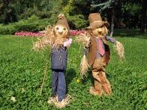 scarecrow Fotografering för Bildbyråer