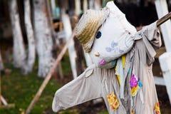 Scarecrow Royaltyfri Bild