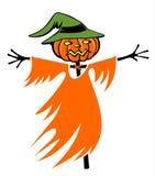 scarecrow stock illustrationer