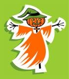 scarecrow vektor illustrationer