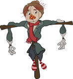 Scarecrow. Cartoon Stock Images