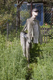 Scarecrow fashion-doll Stock Photos