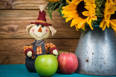 Scarecrow Royalty Free Stock Images