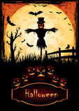 Scarecrow Halloween Stock Photos
