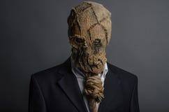 Scarecrow Halloween Stock Photography
