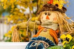 Scarecrow Royalty Free Stock Photo