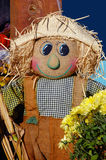 Scarecrow man Stock Photography