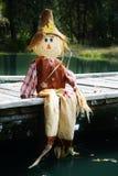 Scarecrow Sam II Stock Photo