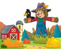 Scarecrow theme image 6 Stock Images