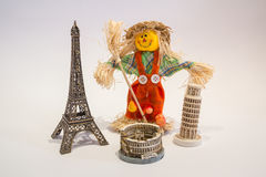 Scarecrow-tower-coliseum Stock Photography