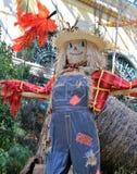 Scarecrowgarnering Arkivfoto