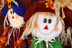 Scarecrows Stock Images