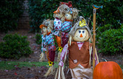 scarecrows Fotografia Stock
