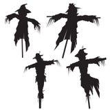 scarecrows Zdjęcie Royalty Free