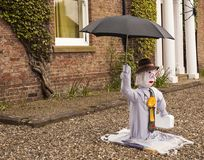 Scarecrows, Dr Foster. Royalty Free Stock Image