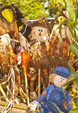 Scarecrows2 Foto de Stock Royalty Free