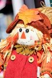 Scarecrowskärm Royaltyfri Foto