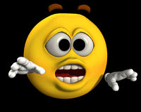 Scared Cartoon Stock Images