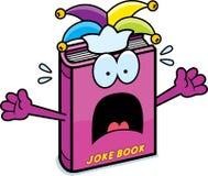 Scared Cartoon Joke Book Stock Photos