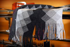 Scarf Royalty Free Stock Images