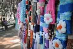 scarf imagens de stock
