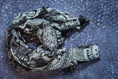 scarf imagem de stock royalty free