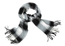 The scarf Royalty Free Stock Photo