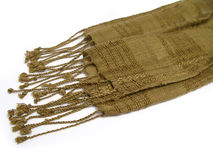 A scarf from India Royalty Free Stock Photo