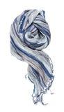 scarf isolated on white background Stock Image
