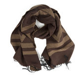 Scarf isolated stock photography