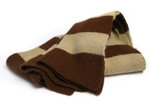 A scarf made of woolen Royalty Free Stock Photos