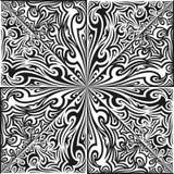 Scarf Pattern Royalty Free Stock Image