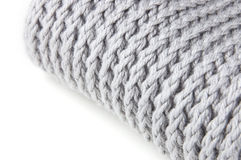 Scarf texture Stock Images