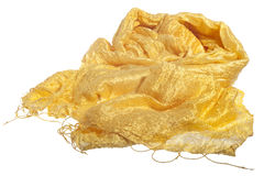 Scarf of woman Royalty Free Stock Photography
