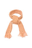 Scarf yarn Royalty Free Stock Image