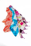 Scarfs Royalty Free Stock Photography