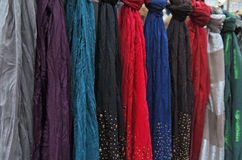 Scarves Stock Images