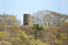 Scargo Tower near Scargo Lake, Cape Cod Stock Image