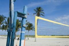 Scarica della spiaggia a Miami Fotografia Stock