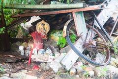 Scarichi la foto del sito per la promozione di riciclano il progetto Fotografia Stock Libera da Diritti