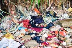 Scarichi la foto del sito per la promozione di riciclano il progetto Immagine Stock Libera da Diritti