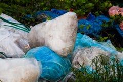 Scarichi la foto del sito per la promozione di riciclano il progetto Fotografia Stock