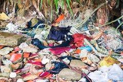 Scarichi la foto del sito per la promozione di riciclano il progetto per il migliore ambiente Immagine Stock Libera da Diritti